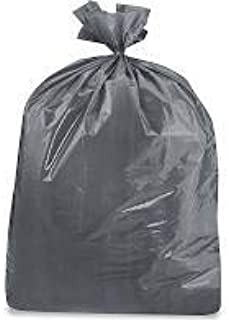 product image for USA-Made Colorful Trash Bags (10, GRAY 40 GALLONS)