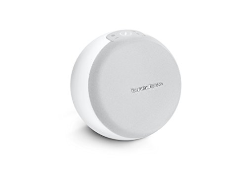 (Harman Kardon OMNI10+ Streaming HD Speaker W/Bluetooth - White)