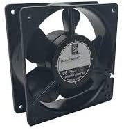 120x38mm 3200RPM 90-265VAC 4.9//5.2W Fan 106CFM Terminals EC ORION FANS OA109EC-UR-1TB AC Fans Electronically Commutated Ball Bearing 43dBA