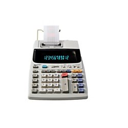 small adding machine with tape - 5