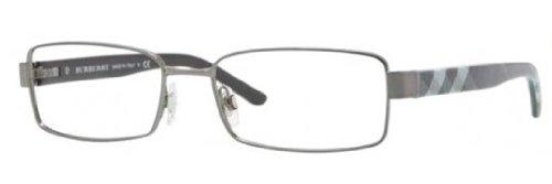 Eyeglasses Burberry BE1211 1138 DARK NIKEL DEMO LENS