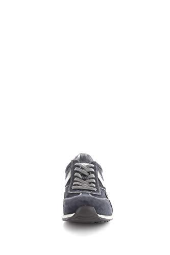 Blu Sneakers Giardini Nero A604470u Uomo nqOxIg7x