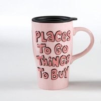 Road Warrior Travel Mug - Places To Go
