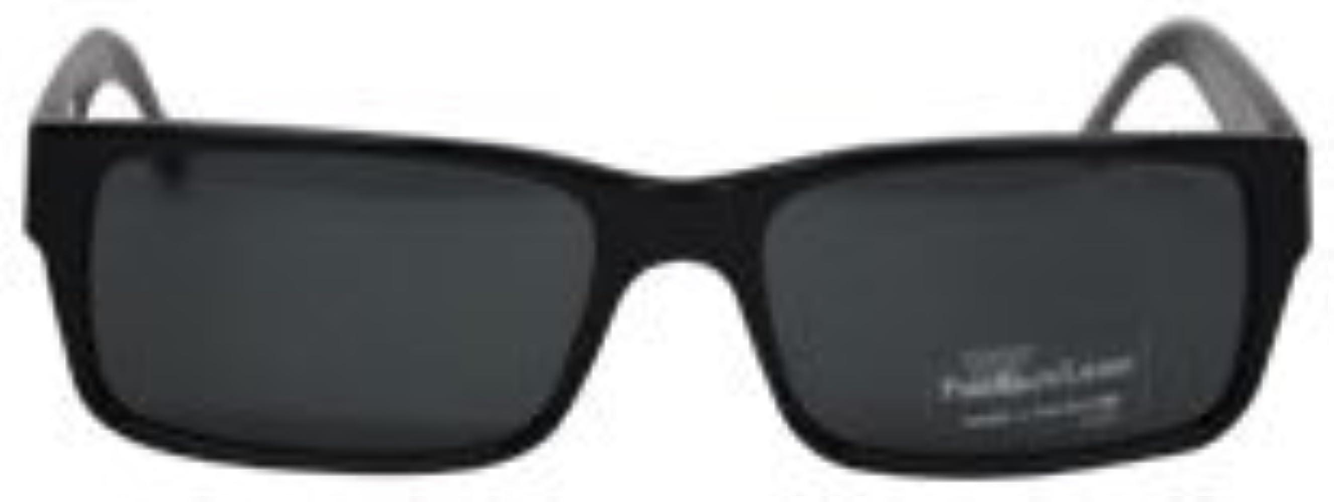 Polo Ralph Lauren PH4049, Gafas de Sol para Hombre, Negro (Black ...