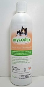 21yzKLTuAyL - Mycodex Flea Tick Shampoo P3 Triple Strength Pyrethrin (12 oz)
