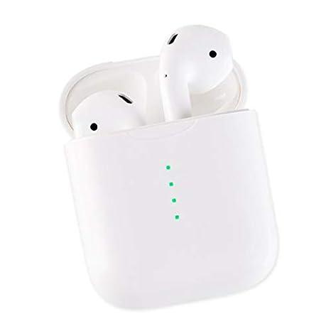 i10 TWS Verdaderos Auriculares inalámbricos Bluetooth 5.0, Auriculares de música en la Oreja con micrófono: Amazon.es: Electrónica