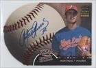 Tony Armas Jr. (Baseball Card) 2000 Pacific Crown Royale - Sweet Spot Signatures #15