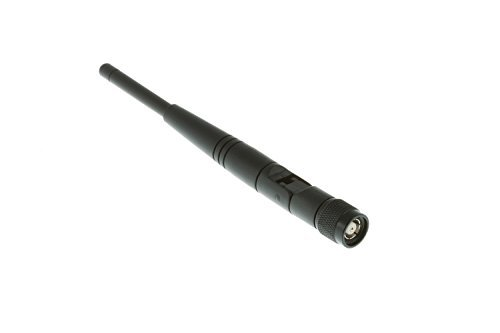 Cisco AIR-ANT4941 Aironet 2.2dBi 2.4GHz Dipole Black Antenna (Standard Rubber Duck) with RP-TNC Connector