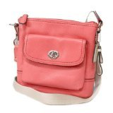 Coach Park Leather Swingpack Tearose Pink 49170