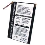 2200mAh Li-pl Battery For iRiver H110, H120, H140, H320, H340 by Camerons