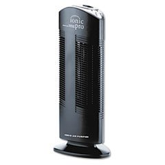 ** Two-Speed Compact Ionic Air Purifier, 250 sq ft Room Capacity **