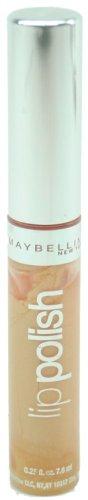 (Maybelline Lip Polish Hi-shine Color Ultrabrilliant Sweet Blush)
