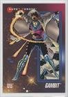 - Gambit (Trading Card) 1992 Marvel Universe #4