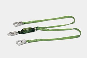- 6' BackBiter Tie-Back Lanyard - Twin-leg - R3-8798B/6FTGN