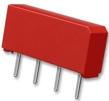 COTO TECHNOLOGY 9007-12-01 REED RELAY, SPST, 12VDC, 0.5A, THD (5 pieces)