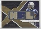 Joseph Addai Nfl Jersey - SPX Joseph Addai #54/99 (Football Card) 2008 Winning Materials - Single Jersey NFL Letters #WM-JA