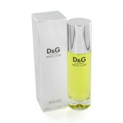 * D&G Masculine by Dolce & Gabbana for Men * 1.7 oz (50 ml) EDT Spray