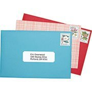 Avery Dennison Mailing Labels - 4