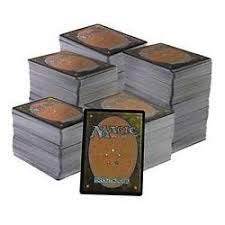 Magic The Ghaterin (MTG) Lote 1000 Cartas Tipo Bulk ...