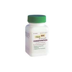 HEEL - Constipation, 100 tablets