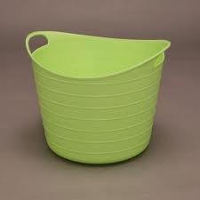 Circle Shaped Soft-Sided Laundry Basket