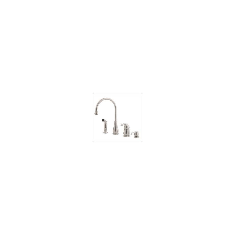 PRICE PFISTER TREVISO Kitchen Faucet CHROME T26 4DCC
