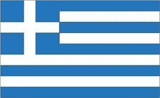 3x5' Greece Nylon Flag by All Star Flags