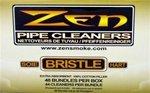 3 Bundles Zen Pipe Cleaners Hard Bristle – 132 Count, Health Care Stuffs