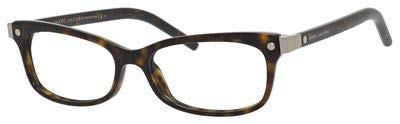 Marc Jacobs Marc 73 0086 Dark Havana Eyeglasses ()