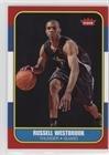 Russell Westbrook (Basketball Card) 2008-09 Fleer - 1986-87 Retro Rookies #86R-166