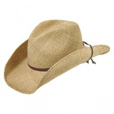 Stetson And Dobbs Hats TSLARL-9334 Laurel,Regular Cowboy Hat, Natural - XL