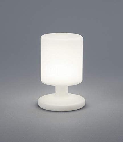 Lámpara LED de mesa para el jardín o la terraza, IP44, lámpara de ...
