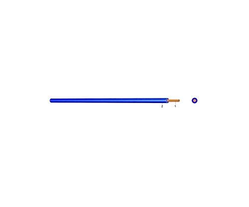 Lapp H07V-K 16 BU PVC - Aderleitung eindrähtig Einzelader 16mm² blau 4520026 Meterware, Preis/m