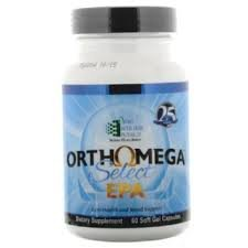 Orthomega Select Epa 60 Softgels