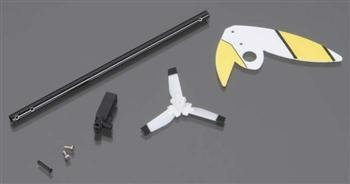 Price comparison product image Heli-Max Tail Boom Assembly - Novus CX