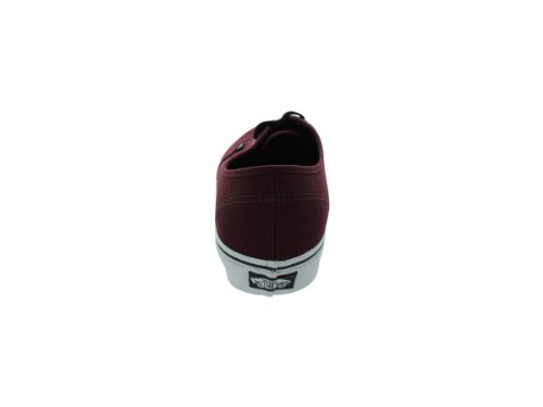 Vans - U Authentic - Baskets Basses - Mixte Adulte Rouge u0vjWuXBk