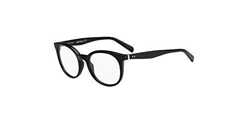 Pour 41349 Femme Celine Tortoise lunettes Montures Black 807 de IwqItg1