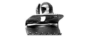 C.R. Laurence 1983+ Honda Prelude parrilla carenado remache de ...