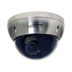 (Speco Technologies Intensifier T Series 2MP HD-TVI Stainless Steel Waterproof Outdoor Dome Camera)