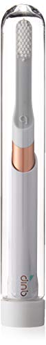 Quip Electric Toothbrush - Copper Metal - Electric Brush and Travel Cover Mount - Frustration Free Packaging