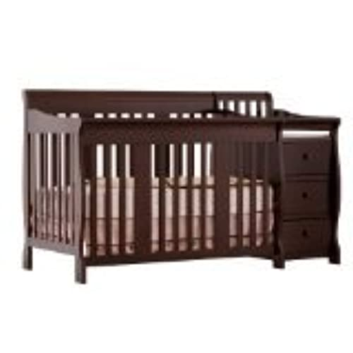 changing contemporary best black about baby nursery attached ideas decors with cribs table within crib