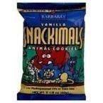 Barbara's Vanilla Snackimals ( 18x2.125 OZ)