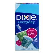 PACK OF 8 - Dixie Everyday Bath Cups, 3 Oz, 200 Ct