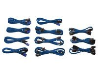Corsair HX/TXM individually sleeved cables BLUE, CP-8920007 (cables BLUE)