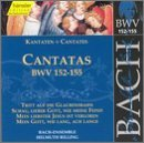 Sacred Cantatas Bwv 152-155 by J.S. Bach (2000-06-27)
