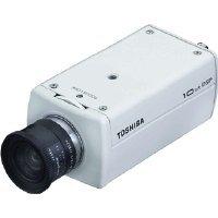 Toshiba IK-6410A Analog Camera, 480 TV Lines, 24V AC and 12V DC