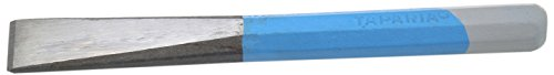 Taparia 104 Steel (22mm) Cutting Edge Octagonal Chisel (Blue and Silver)
