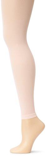 (Capezio Women's Ultra Soft Footless Tight,Ballet)