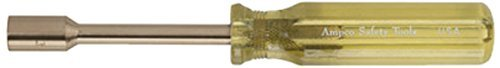 Ampco Safety Tools ND-9/32 Nut Driver, Non-Sparking, Non-Magnetic, Corrosion Resistant, 9/32