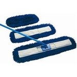 Dust Beater Set 40cm Blue AUK